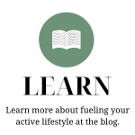 Learn more about fueling your active lifestyle at the blog.